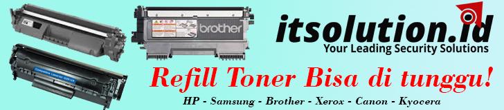 Refill Toner